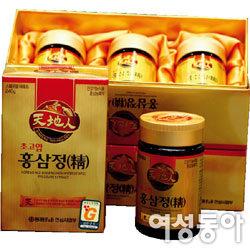 동원F&B 홍삼 전문점 '천지인 홍삼'