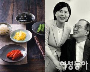 영양만점 탕평채 & 비빔밥