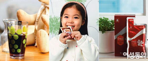 튼튼한 아이 만드는 홍삼 건강법