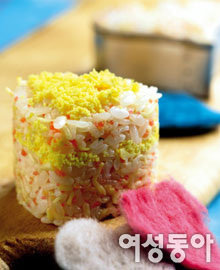 초간단 주먹밥 요리