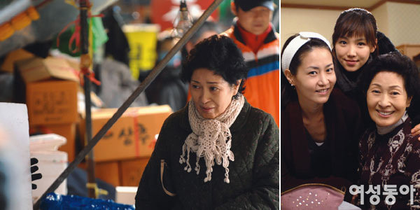 '엄마가 뿔났다' 주연 맡아 2년 만에 브라운관 복귀한 김혜자