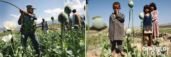 처참한 아프가니스탄 실상 세계에 알린 포토 저널리스트 정은진