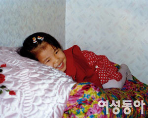 당당한 싱글맘, 영화 '마지막 선물' 시나리오 작가 김윤정