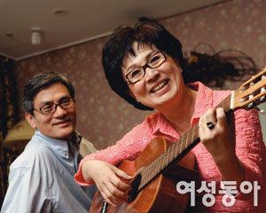 결혼 30주년 맞은 오미연·성국현 부부 인터뷰