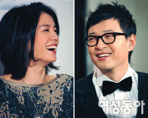 결혼 7년 차, 웃는 모습이 똑 닮은 부부~ 김호진·김지호