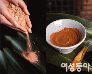피부를 건강하게 가꿔주는 오색황토 미용법