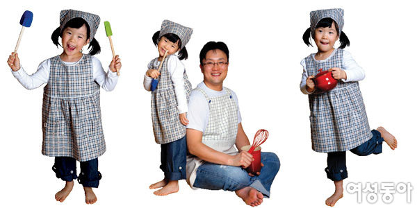 아이와 함께 만드는 세계 요리