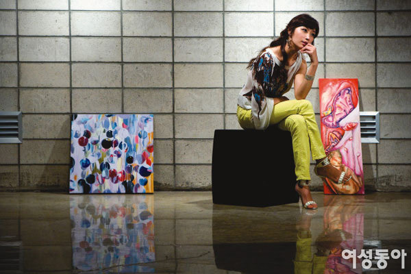 팔방미인 변정수와 함께한 미술관 데이트