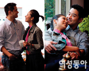 잉꼬부부에서 '남남' 된 지누·김준희 파경 풀 스토리