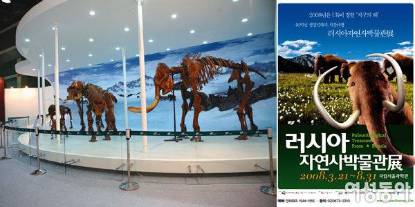 러시아 자연사박물관展