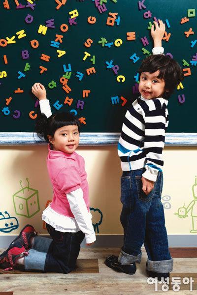 활동 많은 아이를 위한 데님 스타일 매치법