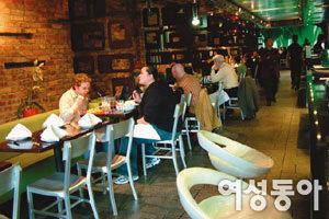 Newyorker가 즐겨 찾는 샐러드 레스토랑