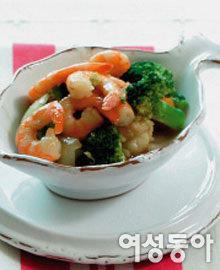 포도씨오일로 만든 건강 요리 4