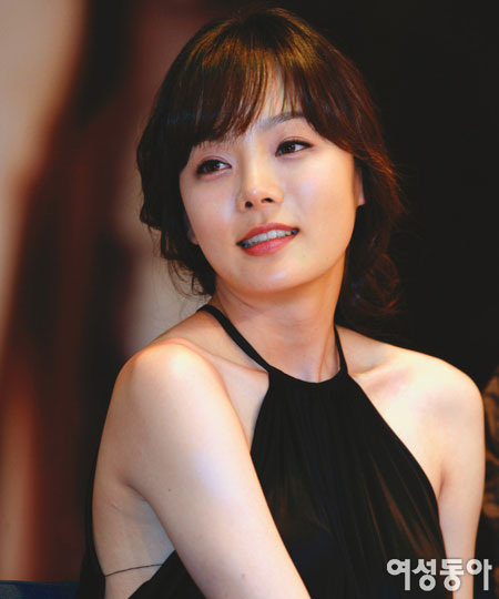 드라마 '강적들'에서 청와대 경호원으로 변신~ 채림