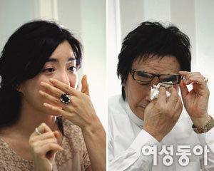 최세월·바다 부녀 인터뷰