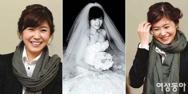 강수정 결혼 후 첫 인터뷰