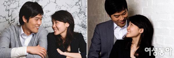 3년 열애 끝에 사랑 결실 맺은 아나운서 커플 김일중·윤재희