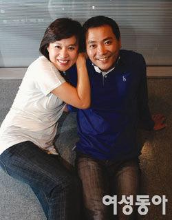 결혼 15년 차 '친구 같은 부부' 이봉원·박미선