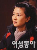 억척스러운 주부 연기로 인기 모으는 김혜선