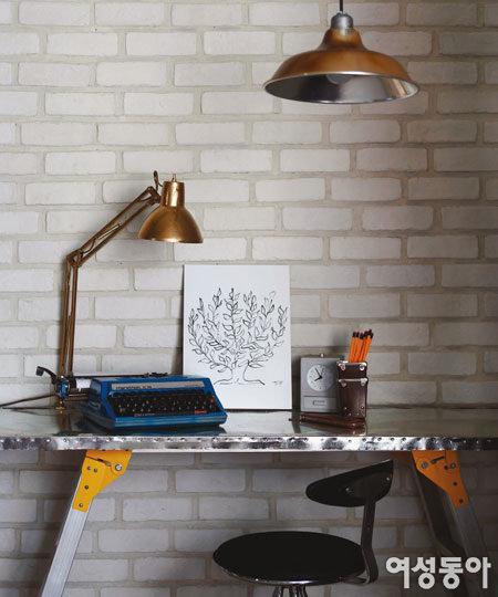 스프레이 페인트로 만든 생활소품 D.I.Y