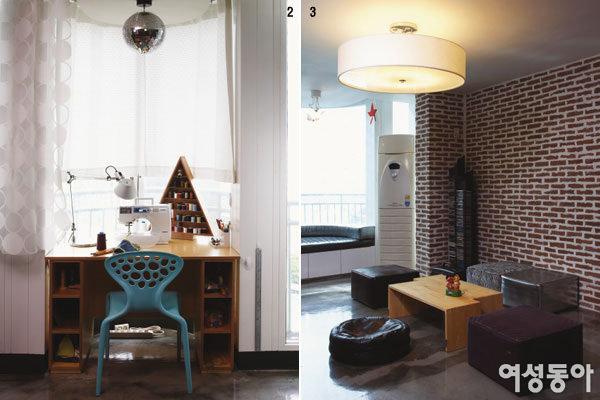 글로벌 감각 입힌~ New York vs Paris 스타일 아파트
