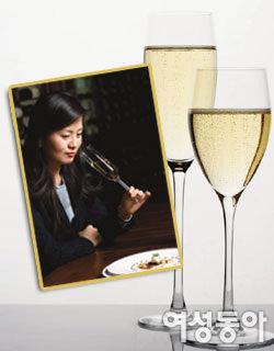 여름에 더 맛있는 스파클링 와인 즐기기
