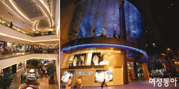 말레이시아 & 싱가포르로 떠나는 쇼핑 투어