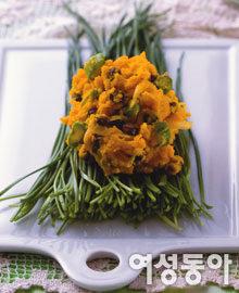 밥이 되는 곡물 샐러드