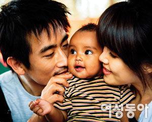 전 세계 서른 명의 자녀 둔 아빠 차인표