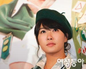 3년 만에 활동 재개한 김선아
