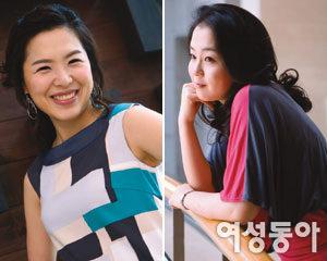 김지선·이재은의 '맛있는 수다'