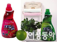세탁 효과 높이는 섬유유연제