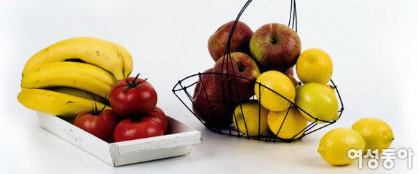 과일 껍질 활용한 살림 아이디어