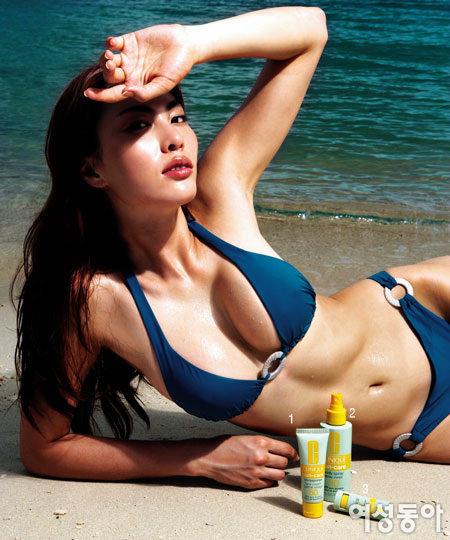 Hot Summer Beauty Care