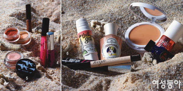 2008 Vacance Make-up Trend