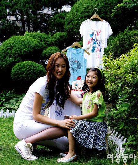 스타일 업! 1만원대 여름 티셔츠