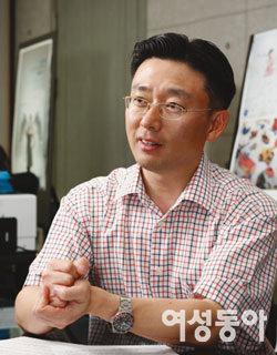 친환경 사회공헌활동으로 주목받는 웅진코웨이 이상빈 상무