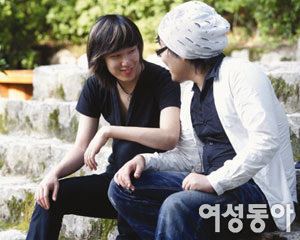 국내 최초로 방송 통해 공개 결혼식 올린 동성부부 나유정·김경준