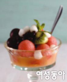 새콤달콤~과일 간식