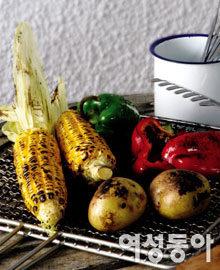 휴가지에서 즐기는 별미 요리