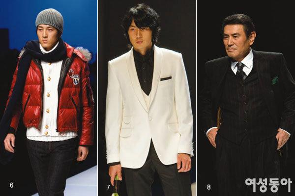 2008 Kolon Homme Fashion Show