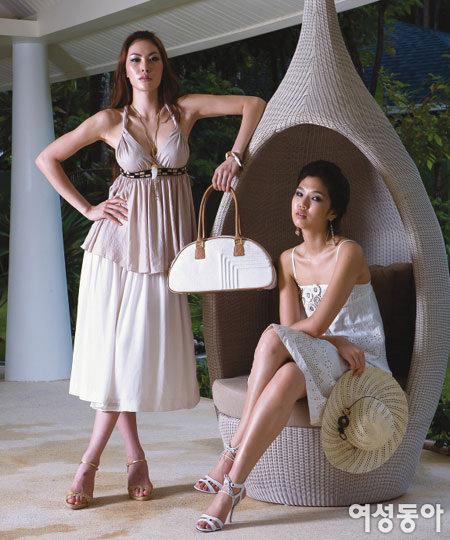 Exotic  Summer Resort Look