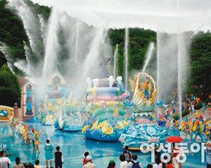 에버랜드 여름 축제