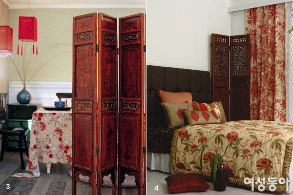 Oriental style 데코 아이디어 14
