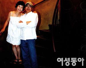 재즈밴드 결성하고 공연 가진 김미화·윤승호 부부