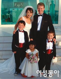 결혼 10주년 맞아 리마인드 결혼식 올린 이옥주 솔직고백