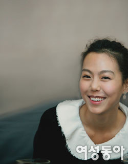 드라마 '연애결혼'에서 코믹연기 선보이는 김민희