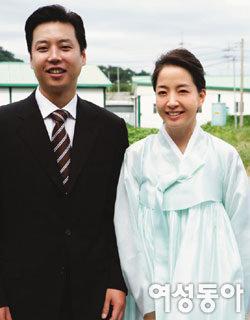 유학생활 마치고 귀국, 성북동에 보금자리 마련한 노현정·정대선 부부