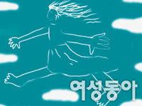 '괴짜 화가' 김점선