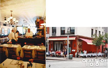 NEWYORK 스타일리시 브런치 레스토랑
